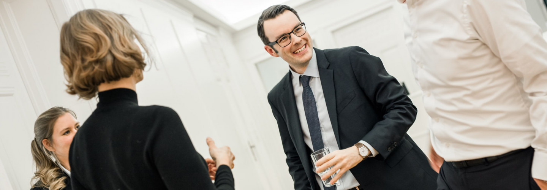 Wirtschaftskanzlei Berlin Meeting